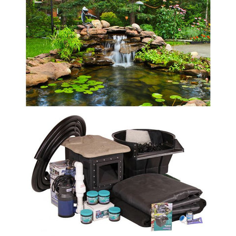Image of Blue Thumb Crystal Falls Pond Kit