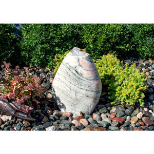 Blue Thumb 18″ Pink Marble - Almond Fountain Kit ABART6218 - ProYardSupply