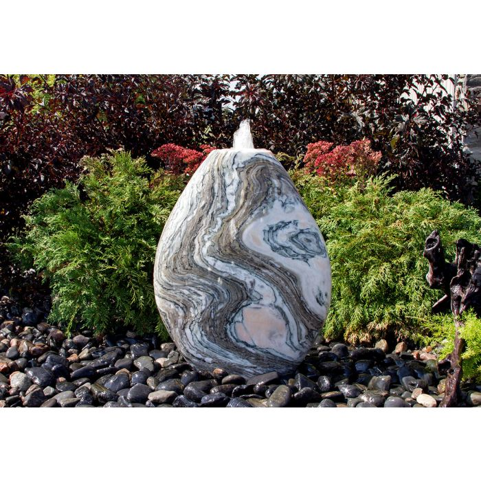 Blue Thumb 24″ Pink Marble - Almond Fountain Kit ABART6224 - ProYardSupply