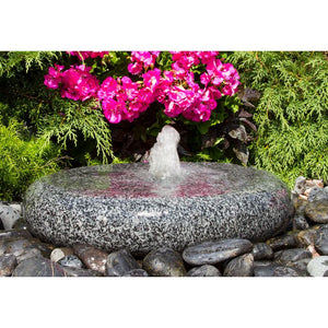 Blue Thumb Smooth Round Fountain ABMGF30K - ProYardSupply