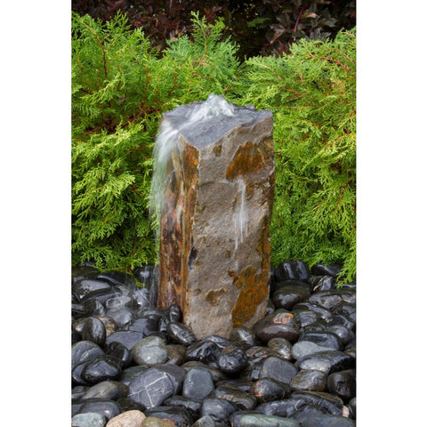 Image of Blue Thumb Fountain Kit - 18″ Small Basalt ABBC118 - ProYardSupply