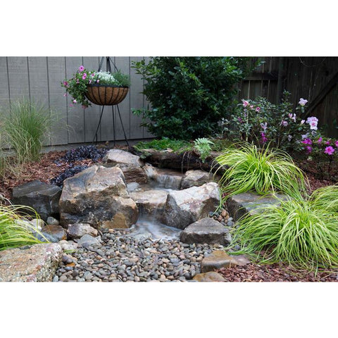 Image of Aquascape Backyard Waterfall Landscape Fountain Kit 83013
