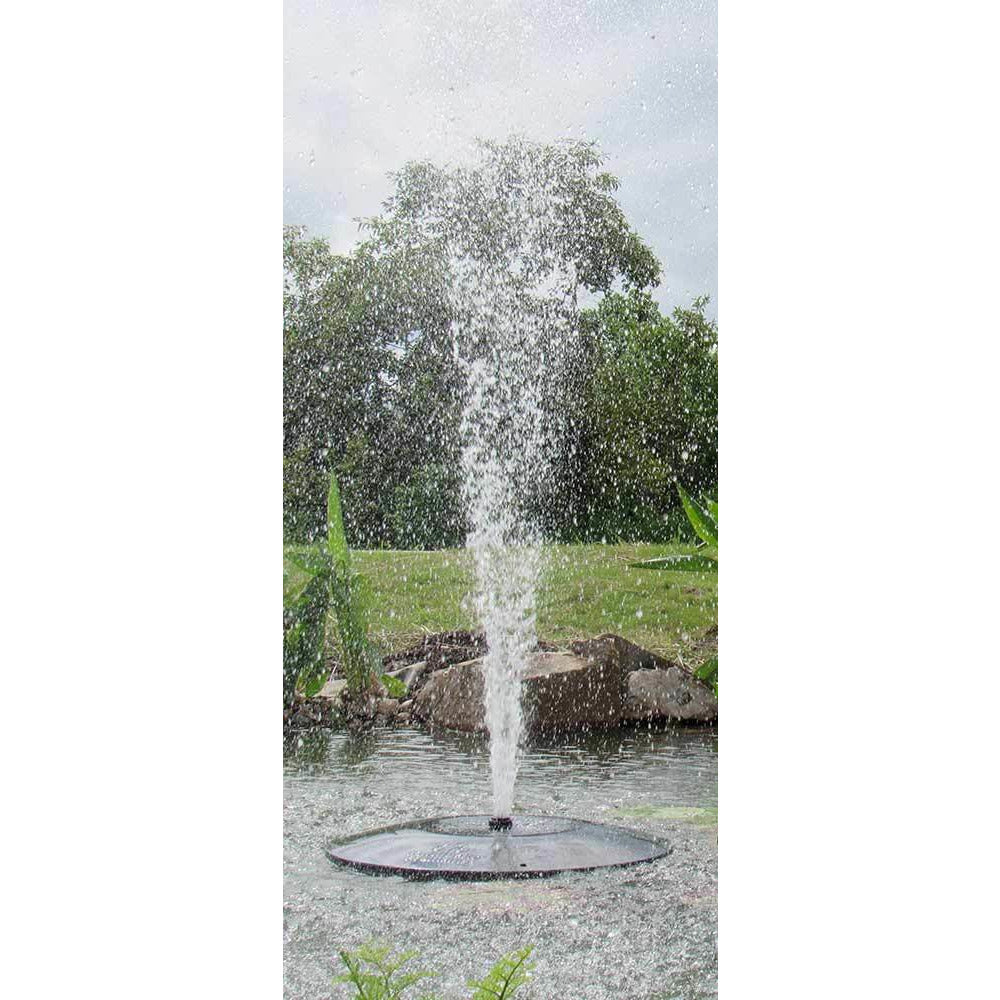 Anjon Floating Fountain .33 HP w/ 100' Cord & 4 Nozzles AFF3100