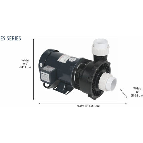 Advantage ES Evolution Series Water Garden Pump ES2500