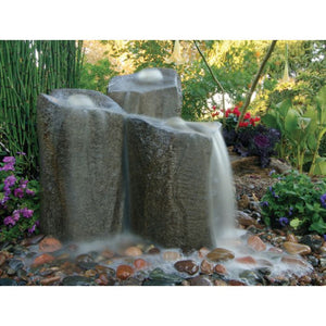 Blue Thumb Fountain Kit - Triple Column LA3000T - ProYardSupply
