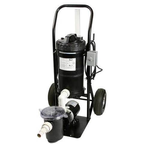 Advantage Mini Portable Fountain Vacuum System ADM_MINI_VAC
