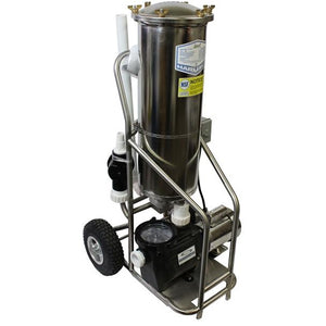 Advantage Stainless Steel Portable Vacuum Filter System PortaVacSS