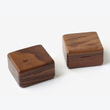 Premium Wooden Music Box (30 Popular Tunes Collection)