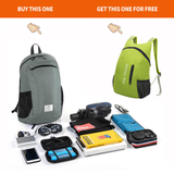 Waterproof Ultralight Portable Travel Backpack Daypack For Hiking Camping Cycling