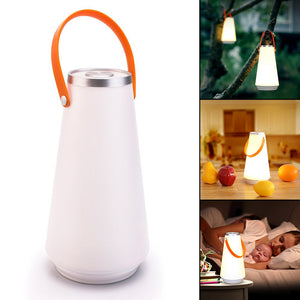 Creative Portable & Rechargeable LED Desk Lamp / Outdoor Camping Lantern
