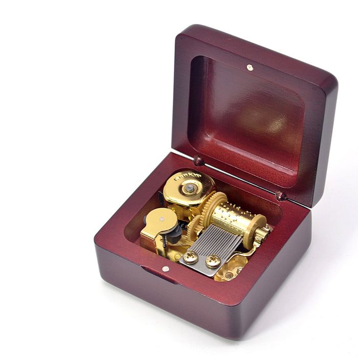 Premium Queen Wooden Music Box (Tune: Love of My Life / I Was Born To Love You / We are the Champions )