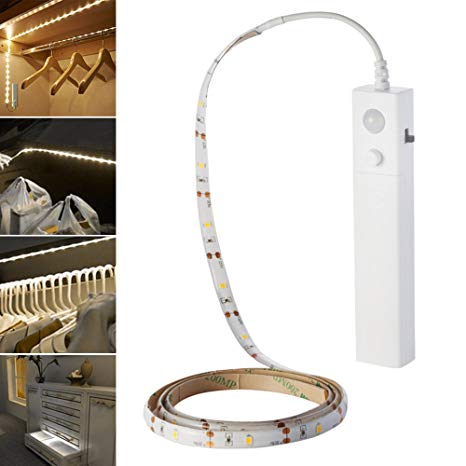 Motion sensor Led Light Strip by VTAC - RAFWORLD