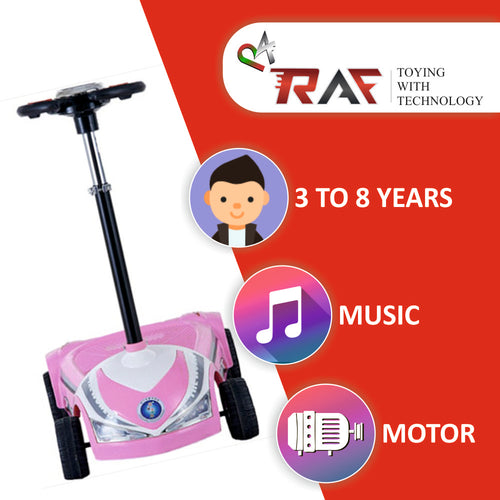 Electric Toy Segway - RAFWORLD