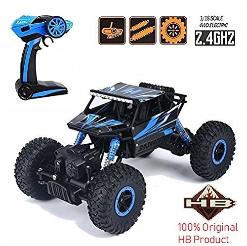 Rock Crawler RC Monster Truck - RAFWORLD