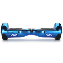 "Load image into Gallery viewer, 6.5"" Chrome Blue Hoverboard - RAFWORLD"