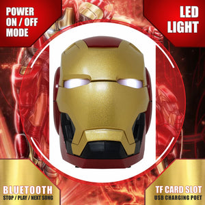 Iron Man Speaker - RAFWORLD