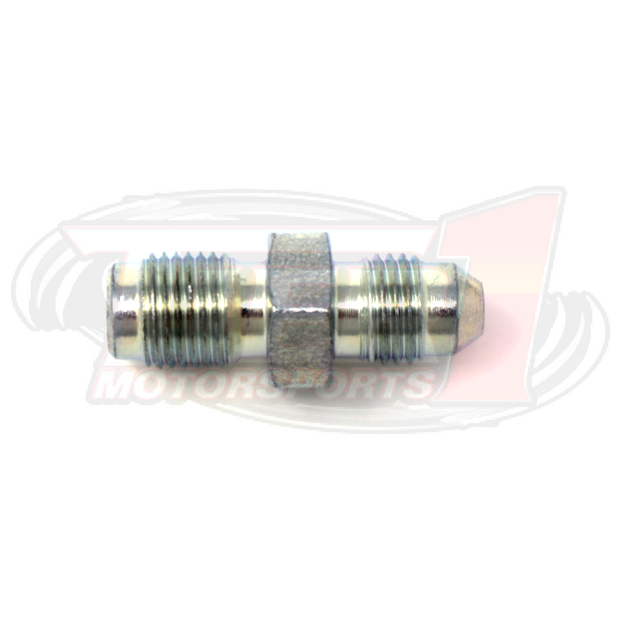 M10 x 1.0 (Metric 10mm) to 3AN -3 AN31- Steel Brake Adapter Fitting by Tier1 Motorsports