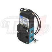 MAC 4-Port Boost Control Solenoid Valve for Dual Port Wastegate 46A-AA1-JDBA-1BA by Tier1 Motorsports