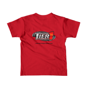 Tier1 Motorsports Short Sleeve Kids T-Shirt