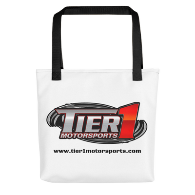 Tier1 Motorsports Tote bag