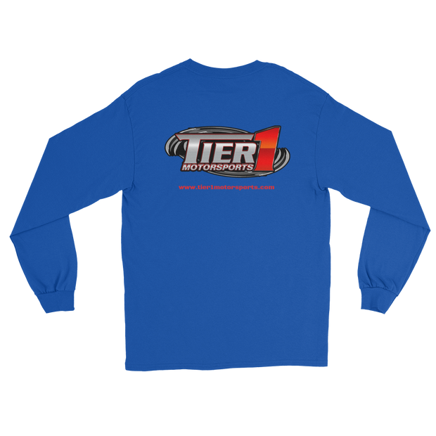 Tier1 Motorsports Long Sleeve T-Shirt