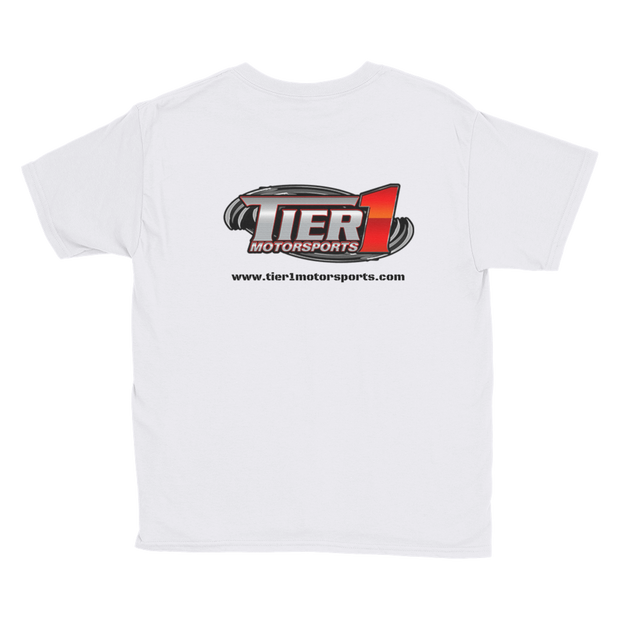 Tier1 Motorsports Youth Short Sleeve T-Shirt