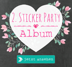 Sticker Party Album