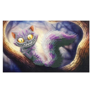 5D Diamond Embroidery Cat Diamond Painting Cross Stitch Kits Home Decor