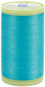 Coats Dual Duty Plus Hand Quilting Thread 325yd-River Blue