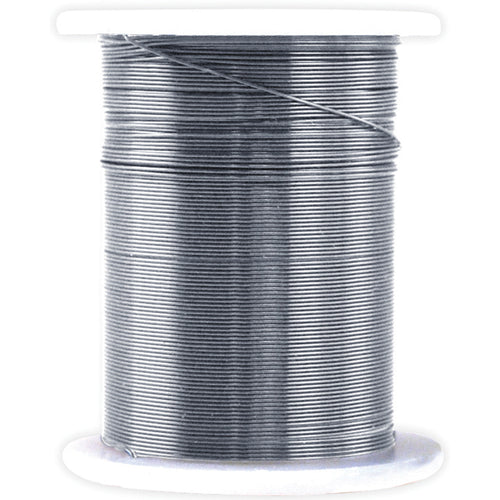 Metallic  & Jewelry Wire 28 Gauge 32'-Silver