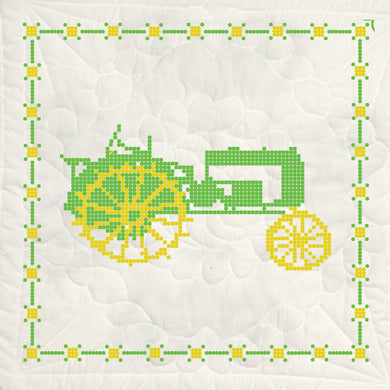 Fairway Stamped Quilt Blocks 18
