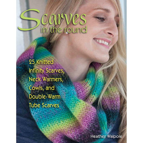 Stackpole Books-Scarves In The Round
