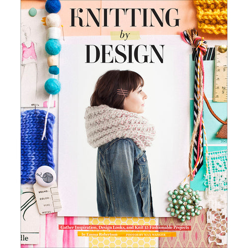 Chronicle Books-Knitting By Design