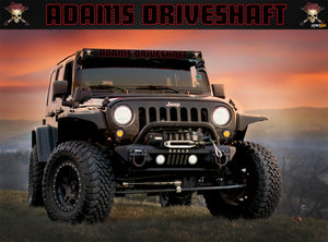 Adams Driveshaft & Offroad