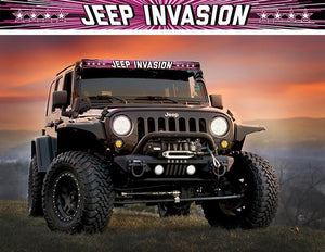Jeep Invasion