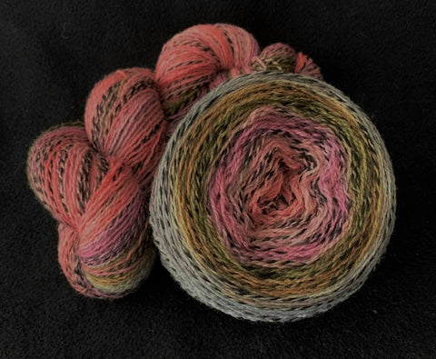 Gradient - Fingering - Pearl - 410 yards