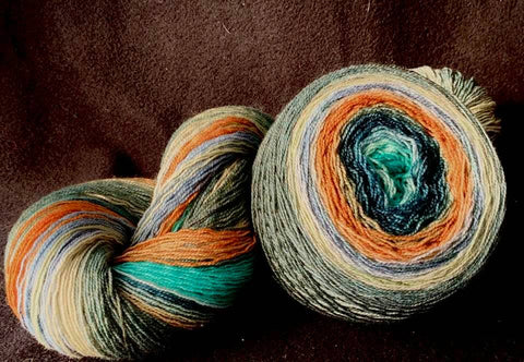 Gradient - Seascape - 800 yards