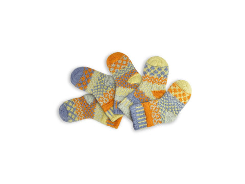 Solmate Children's Socks - Puddle Duck