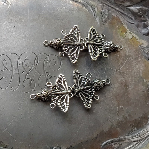Jul - Monarch Butterfly Clasps