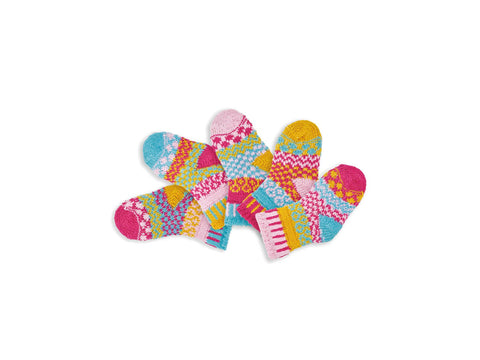 Solmate Children's Socks - Cuddle Bug D