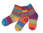 Solmate Children's Socks - Fire Fly