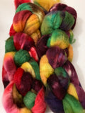 Color in Spinning 2 Pack WARM Colors BFL