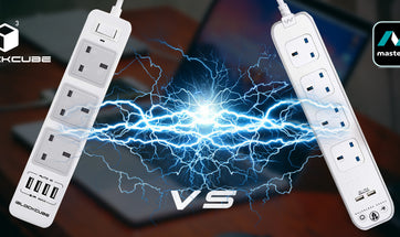 iBlockCube vs Masterplug: Surge protected extension leads  2021