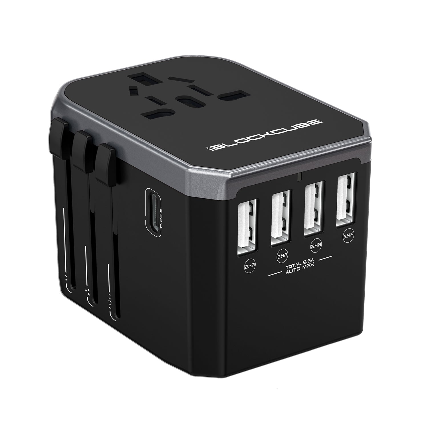 Bravado Booster Travel Adapter