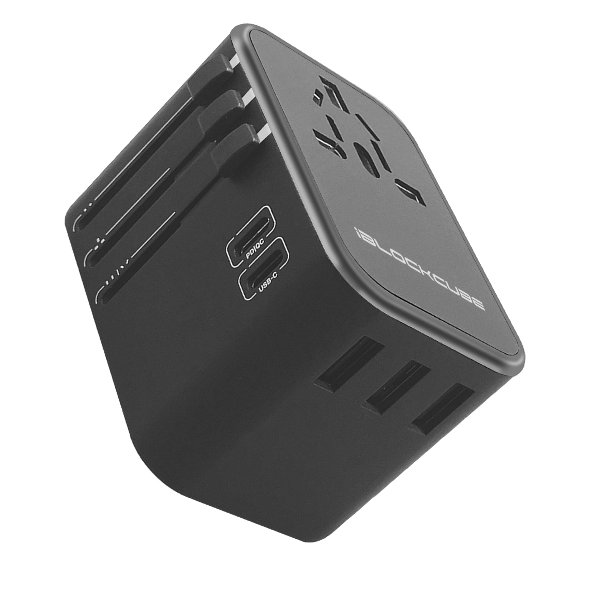 Nimble Travel Adapter