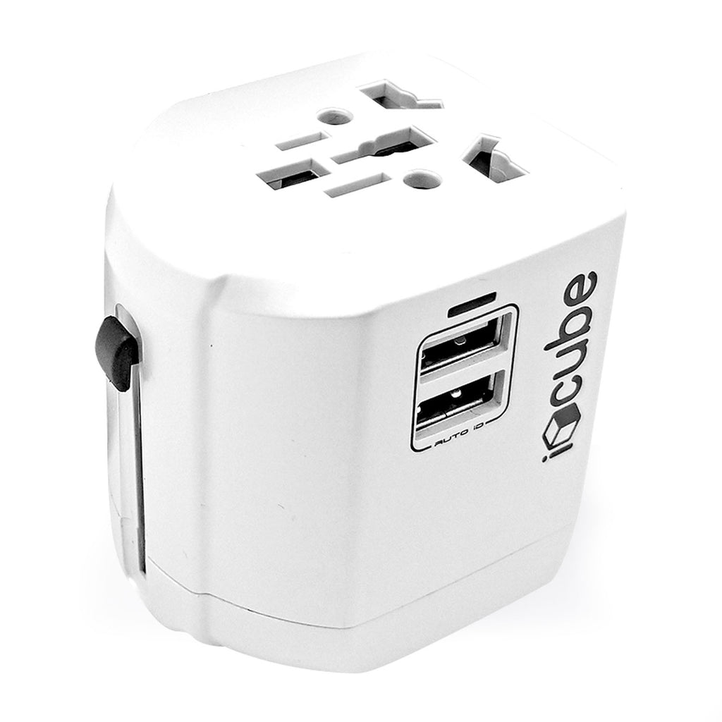 Mate Searcher - Travel adapter - Black