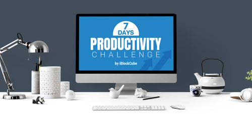 7 Days Productivity Challenge by iBlockCube