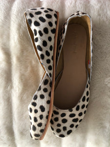 Miette ballet flats in spotty gum