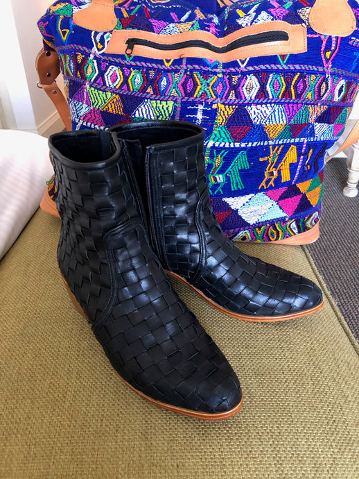 Israel ankle boots in banksia