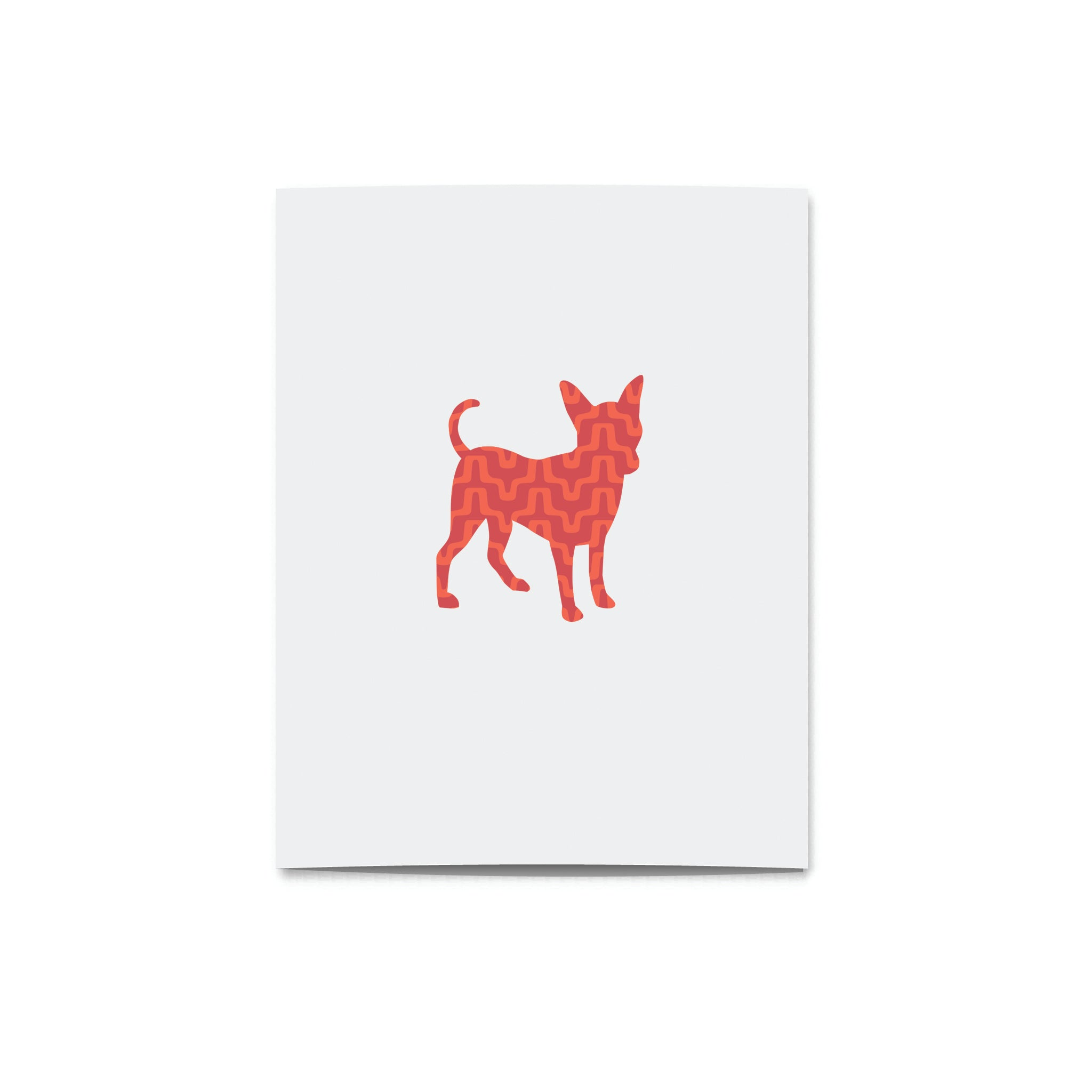 'Divine Canine' Chihuahua Card